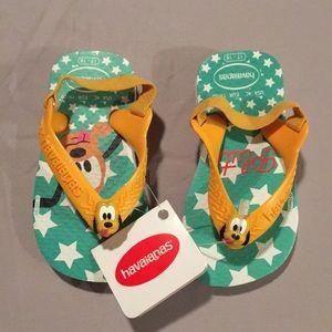 havaianas baby flip flops